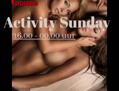 24 november ACTIVITY Sunday