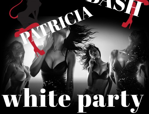 White party B-BASH Patricia